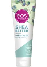 eos Shea Better Eucalyptus Handcreme  74 ml