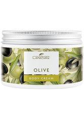 LaNature Body Cream Olive 250 ml Körpercreme