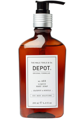 DEPOT 603 Liquid Hand Soap Cajeput & Myrtle 200 ml