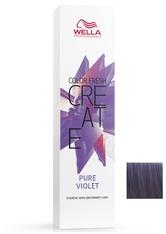 Wella Professionals Color Fresh Create Pure Violet Professionelle Haartönung 60 ml