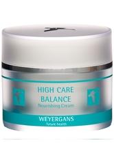 WEYERGANS - Weyergans Green Line High Care Balance Nourishing Cream 50 ml - TAGESPFLEGE