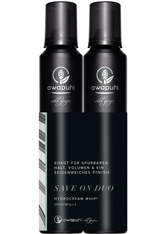 PAUL MITCHELL - Aktion - Paul Mitchell Awapuhi Wild Ginger Save on Duo Hydrocream Whip 2 x 200 ml Haarstylingset - Gel & Creme