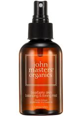 John Masters Organics Gesichtspflege Unreine Ölige Haut Bearberry Skin Balancing & Toning Mist 125 ml