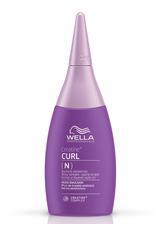 Wella Professionals Permanentes Styling Creatine+ Curl Perm Emulsion (N) Normales bis widerspenstiges Haar 75 ml