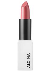 Alcina Creamy Lip Colour Cranberry für hellbraune Haut, dunkle Haare