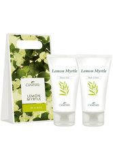 LaNature Geschenkset in Grifftasche, groß Lemon Myrtle Körperpflegeset