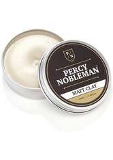 PERCY NOBLEMAN - Percy Nobleman Gentlemans Hair Styling Matt Clay                       Haarwachs  100 ml - Pomade & Wachs