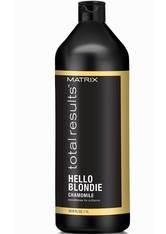 Matrix Total Results Hello Blondie Conditioner Haarspülung 1000.0 ml