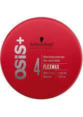 SCHWARZKOPF - Schwarzkopf Osis+ texture Flex Wax 85 ml - POMADE & WACHS