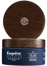 Esquire Grooming Herren Haarstyling The Clay 85 g