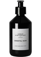 Urban Apothecary Körper Oriental Noir Luxury Hand & Body Lotion Körpercreme 300.0 ml