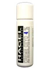 HAGEL - HAGEL Kur Creme Oxyd 4 % - HAARFARBE