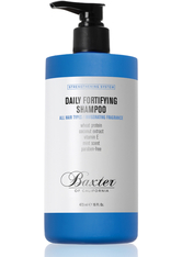 BAXTER OF CALIFORNIA - Baxter of California Produkte Baxter of California Produkte Daily Fortifying Shampoo Haarshampoo 473.0 ml - Shampoo