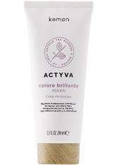kemon Actyva Colore Brillante Mask 200 ml