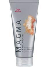 Wella Magma by Blondor Post Treatment Tube 200 ml