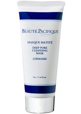 Beauté Pacifique Gesichtspflege Reinigung Deep Pore Cleansing Mask 50 ml