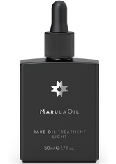 MARULA OIL - Paul Mitchell Marula Oil Rare Oil Treatment For Hair and Skin Silver 50ml - HAARÖL