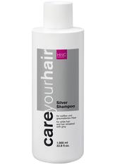 GOLD OF MAROCCO - HNC Silber Shampoo 1000 ml - SHAMPOO