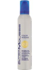 HAIR HAUS Super Brillant Color Mousse hellblond gold 250 ml
