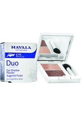 MAVALA - Mavala Satin Lidschatten Puder Duo, Sweet Truffle - Lidschatten