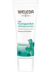 Weleda Gesichtspflege Feigenkaktus 24h Feuchtigkeitsfluid Gesichtsfluid 30.0 ml