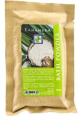 Tanamera Tropisches Pandan-Badepulver 50 g