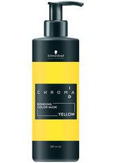 Schwarzkopf Chroma ID Intensive Bonding Colour Mask Pigment Yellow 280 ml Farbmaske