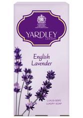 YARDLEY - Yardley Lavender Seife 3x100 g - SEIFE