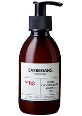 Barberians Grooming Cleansing Beard Shampoo 200 ml Bartshampoo