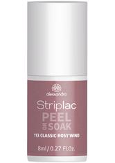 ALESSANDRO - Alessandro Striplac Peel or Soak Nagellack  8 ml Nr. 113 - Classic Rosy Wind - Gel & Striplack
