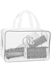 Olivia Garden Speed XL 3er Set 35/45/55 mm + Bürstenreiniger Haarbürste