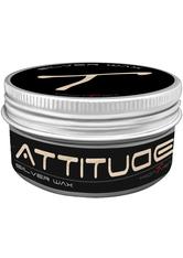 STOPPERKA - Attitude Silver Wax 100 ml - Haarwachs & Pomade