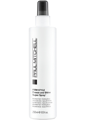 Paul Mitchell Firm Style Freeze and Shine Super Spray® Finishing Spray 250ml