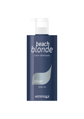 STOPPERKA - Artistique Beach Blonde Shampoo silver 1000 ml, 1 Liter - Shampoo