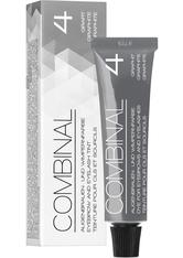 COMBINAL - Combinal Profi-Wimpernfarbe 4 grafit 15 ml - AUGENBRAUEN