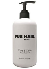 Pur Hair Haare Pflege Basic Curls&Color Protein Treatment 1000 ml