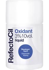 RefectoCil Augen Augenbrauen Oxidant 3% 10vol. Liquid 100 ml