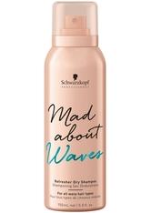 Schwarzkopf Professional Mad About Waves Schwarzkopf Professional Mad About Waves Mad About Waves Refresher Dry Shampoo Trockenshampoo 150.0 ml