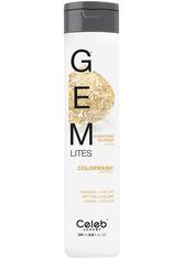 CELEB LUXURY - Celeb Gem Lites Colorwash Sunstone 244 ml - HAARTÖNUNG