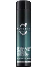 Catwalk by Tigi Oatmeal & Honey Nourish Shampoo for Damaged Hair 300ml