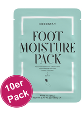 KOCOSTAR - Kocostar Foot Moisture Pack 10er Pack - Tuchmasken