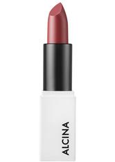 Alcina Creamy Lip Colour Gooseberry für helle Haut, rote Haare