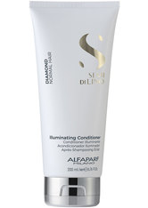 ALFAPARF MILANO - ALFAPARF MILANO Semi Di Lino Diamond Illuminating Conditioner 200 ml - CONDITIONER & KUR