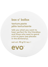 Evo Hair Style Box O Bollox Texture Paste 90 g Stylingcreme