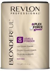 REVLON PROFESSIONAL - Revlon Professional Produkte Revlon Professional Produkte 8 Lightening Powder Aufhellung & Blondierung 750.0 g - Haarfarbe