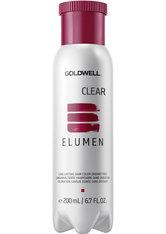 Goldwell Elumen Langanhaltende Haarfarbe ohne Oxidation Pures CLEAR, 200 ml