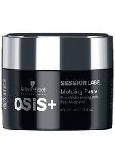 Schwarzkopf Osis Session Label Molding Paste 65 ml Haarcreme