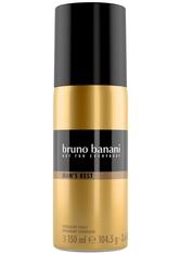 BRUNO BANANI - Bruno Banani Man's Best Bruno Banani Man's Best Deodorant Spray Deodorant Spray 150.0 ml - Deodorant