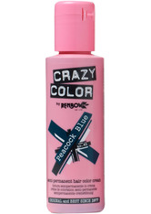 Crazy Color 45 Peacock blue 100 ml