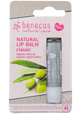 benecos Lippen Lip Balm - Classic 4.8g Lippenbalm 4.8 g